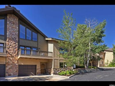 Park City UT Townhouse For Sale: $899,900
