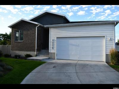 Midvale Single Family Home For Sale: 8289 S 380 W