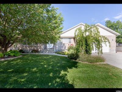 West Jordan Single Family Home For Sale: 9174 S 2040 W