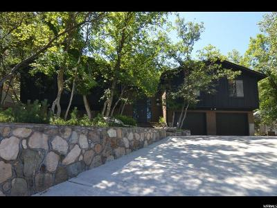 Bountiful Single Family Home For Sale: 2634 E Cave Hollow Way
