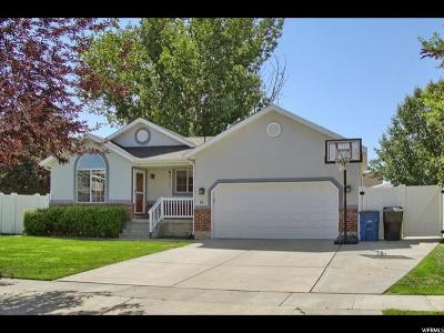 Kaysville Single Family Home For Sale: 29 W 950 S