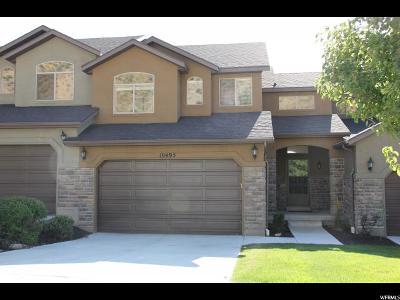 Cedar Hills Townhouse For Sale: 10495 N Sage Vista Ln W