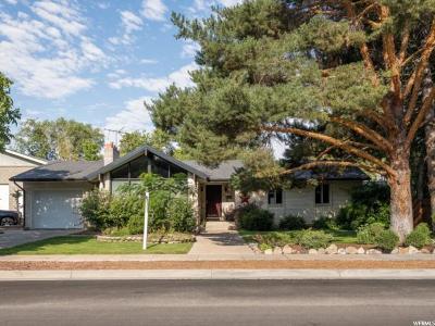 Springville Single Family Home For Sale: 189 N 100 E