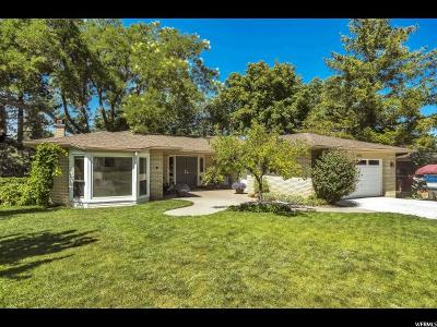 Salt Lake City UT Single Family Home For Sale: $629,900