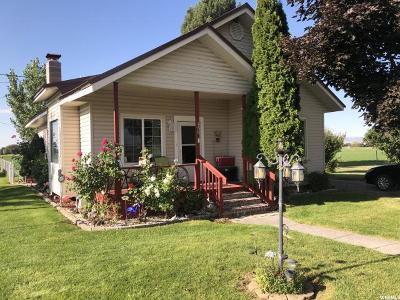 Preston Single Family Home For Sale: 488 E 800 N