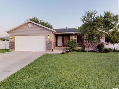 Single Family Home For Sale: 608 W 160 St N