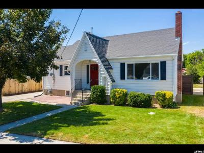 Midvale Single Family Home For Sale: 7822 S Pioneer St