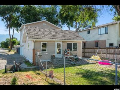 Riverton Single Family Home For Sale: 11749 S Redwood Rd W