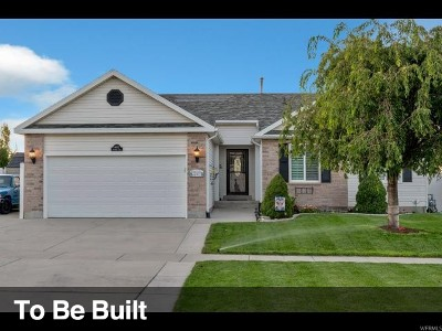 Herriman Single Family Home For Sale: 6002 W Olympiad Ln