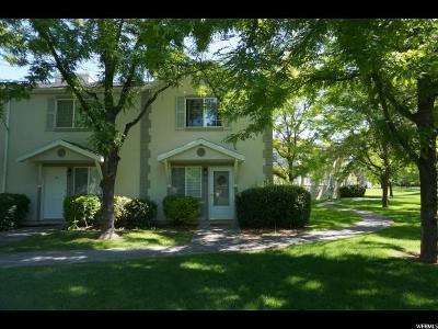 Logan UT Townhouse For Sale: $167,500