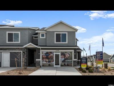 Lehi Townhouse For Sale: 3526 W Cornfield Dr #1102