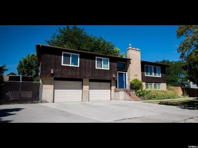 Salt Lake County Single Family Home For Sale: 5480 S Arches Dr