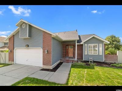 Lehi Single Family Home For Sale: 2235 N 700 St W