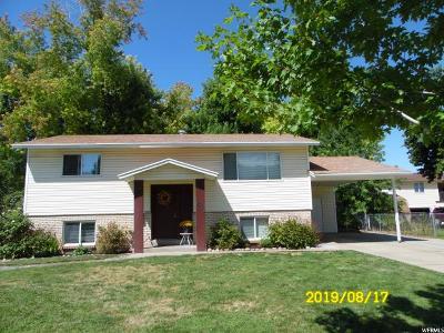 Layton Single Family Home For Sale: 1221 N 250 E