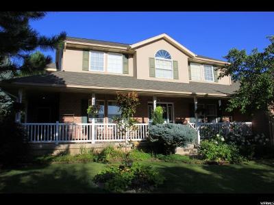 Layton UT Single Family Home For Sale: $599,900