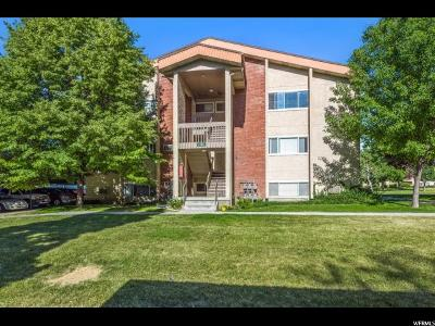 West Jordan Condo For Sale: 1801 W 7600 S