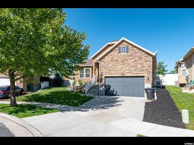 West Jordan Single Family Home For Sale: 8046 S Big Sycamore Dr W