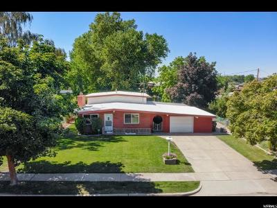 South Ogden UT Single Family Home For Sale: $250,000