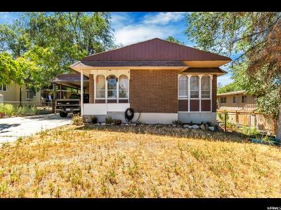 Sandy Single Family Home For Sale: 165 W 9400 S