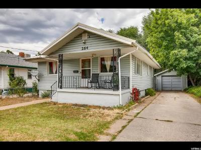 Ogden UT Single Family Home For Sale: $175,000
