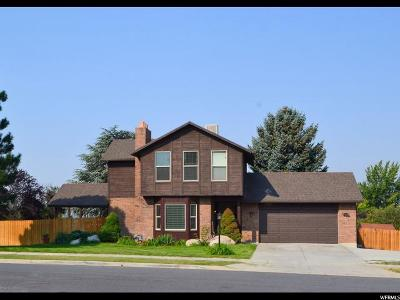 Sandy Single Family Home For Sale: 8666 S Pebble Hills Dr. E