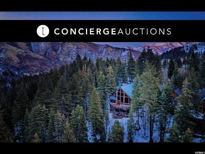 Sundance Single Family Home For Sale: 2999 E Ridgetop Rd