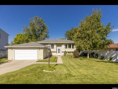 Sandy Single Family Home For Sale: 9832 S Eastdell Dr