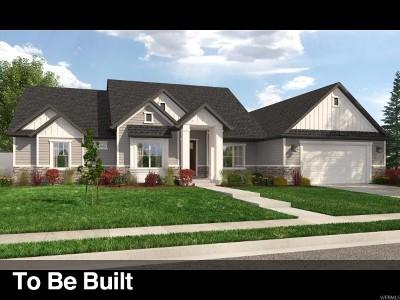 Saratoga Springs Single Family Home For Sale: 3793 S Garibaldi Way Way #305