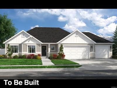 Saratoga Springs Single Family Home For Sale: 3788 S Garibaldi Way Way #307