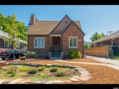 Single Family Home For Sale: 1935 S 700 E