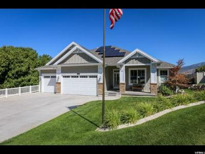 Bountiful Single Family Home For Sale: 174 W 3375 S