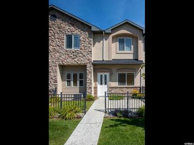 Logan Townhouse Under Contract: 462 W 1490 N #105