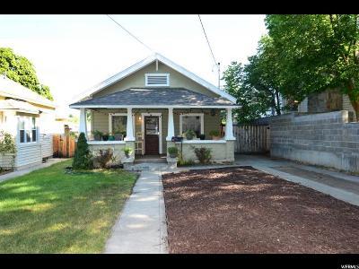 Logan UT Single Family Home For Sale: $179,900