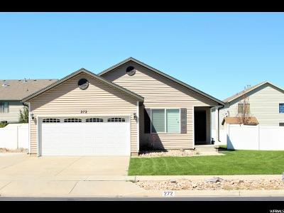 Spanish Fork Single Family Home For Sale: 272 S 950 W