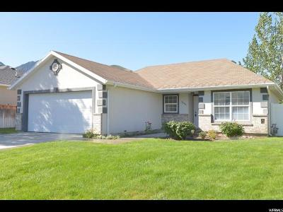 Spanish Fork Single Family Home For Sale: 1486 S Oakview Ln