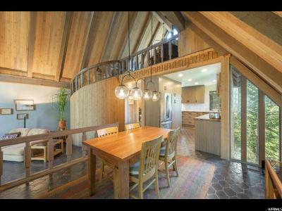 Park City Single Family Home Under Contract: 125 St. Moritz Ter