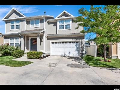 West Jordan Single Family Home For Sale: 7613 S Yellowwood Ln W