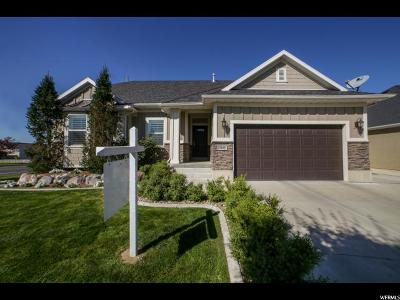 Lehi Single Family Home For Sale: 2621 N 640 W