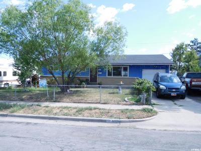 Salt Lake City Single Family Home For Sale: 5303 S Heath Ave W