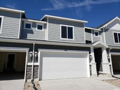 Lehi Townhouse For Sale: 353 N Angus Dr W #1063