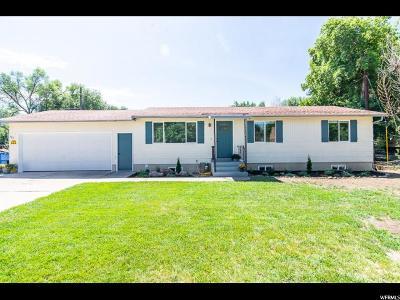 Logan Single Family Home For Sale: 326 E 200 S