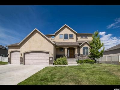 Lehi Single Family Home For Sale: 148 S Willows Ln W