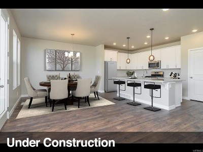 Lehi Single Family Home For Sale: 4452 W 2650 N #415