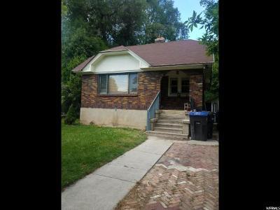 Provo, Orem Multi Family Home For Sale: 579 E 300 N