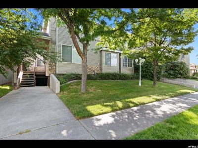 Provo Townhouse For Sale: 466 N 100 W #3