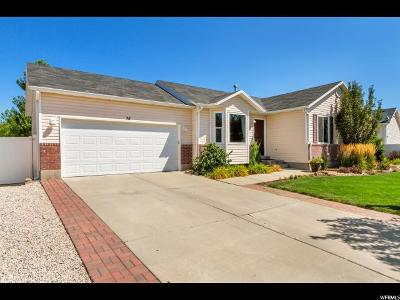 Heber City Single Family Home For Sale: 75 E Mountain Valley Ct