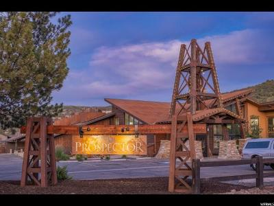 Park City Condo For Sale: 2285 Sidewinder Dr #701