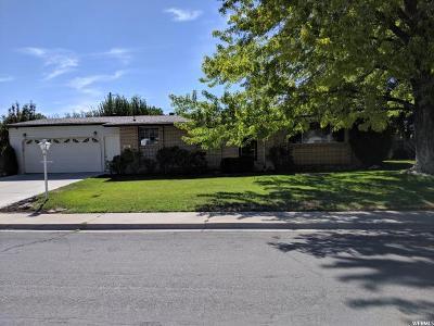 Orem Single Family Home For Sale: 184 S 240 E