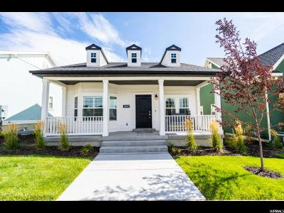 South Jordan Single Family Home For Sale: 11047 S Gresham Dr W