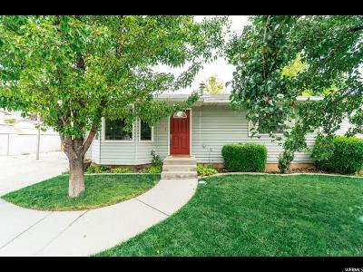 Provo, Orem Single Family Home For Sale: 1178 N 1125 W